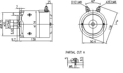 Brushed Dc Motor Theory Ac Motor Theory Wiring Diagram